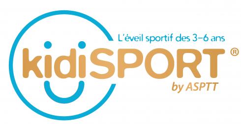 Eveil multisport KidiSPORT 3-6 ans